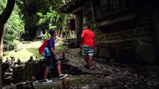 Trailer Taí ó, uma aventura na Lagoa