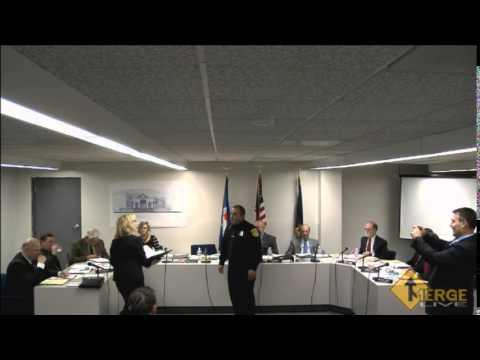 November 10, 2014 Council Meeting