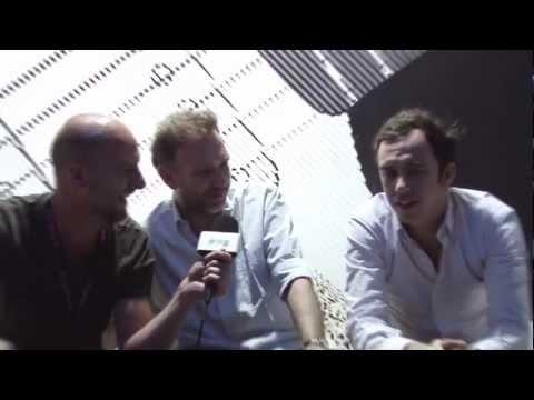 Lucky Life TV interviews 2ManyDJs at Ibiza Rocks, Summer 2011