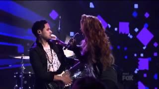 Demi Lovato  - Give Your Heart a Break -  American Idol