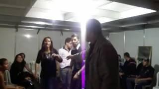 Bastidores do Show com Fernandinho