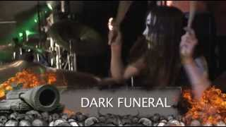 Dark Funeral - Goddess Of Sodomy (Live At Party San 2009) (DVD, HQ)