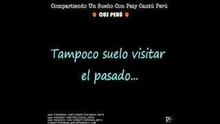 Paty Cantú - Manual (letra)