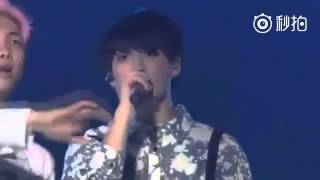 BTS - Jungkook singing 이사 (Move) @ '2015 BTS Live 화양연화 On Stage' DVD preview