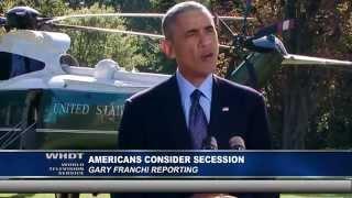 AMERICANS CONSIDER SECESSION