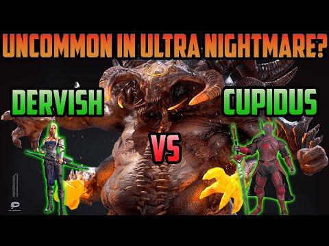 Dervish Uncommon vs Cupidus in UNM I Raid Shadow Legends