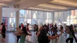Sekou McMillers Contemporary Latin Jazz at Ailey - Afro lat