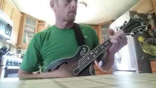 Steve Earle- Copperhead Road (mandolin cover by Ralph Little)