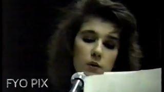 REPORTAGE - L'UDA (Le Gala des 50 ans, en répétition) 1987