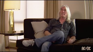 AC/DC - Rock Or Bust World Tour - A message from Cliff