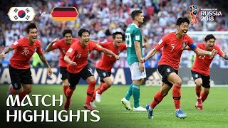 Korea Republic v Germany - 2018 FIFA World Cup Russia™ - Match 43 width=