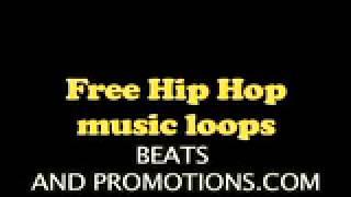 Hot Instrumental Hip Hop music loop for free