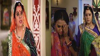 भीख मांगने पर मजबूर हुई स्वरा-रागिनी,दादी ने दिया धक्का | Swaaragini: Swara Ragini Become Beggars