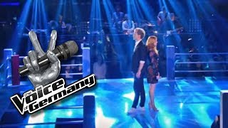 David Bowie - Life On Mars? | Luzie vs. Max Christoph | The Voice of Germany 2017 | Battles