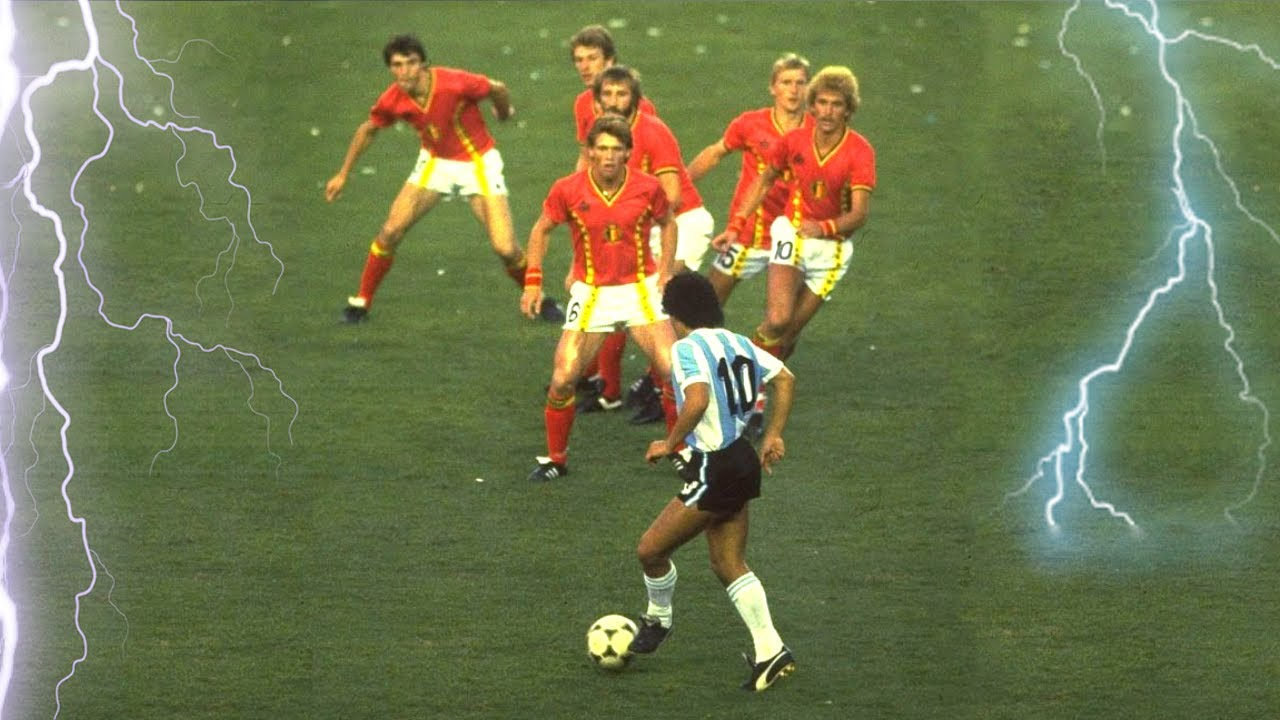 50+ Players Humiliated by Diego Maradona ᴴᴰ