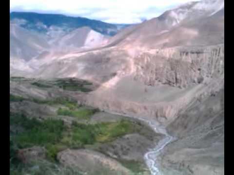 Jharkot. Mustang. Nepal 2011