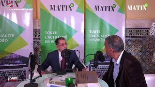 M. El Othmani pour Matin TV : Nous avons toute la volonté pour développer le secteur Logistique