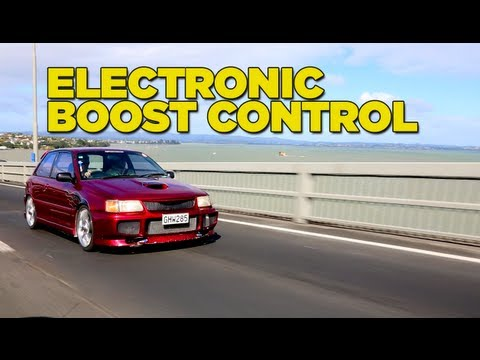 DIY Electronic Boost Controller Install
