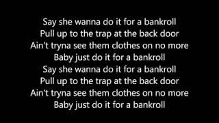 Diplo - Bankroll ft.  Justin Bieber, Rich Kid, Young Thug (Lyrics)
