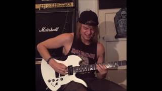 Shades: Guns N' Roses - You Could Be Mine GUITAR SOLO COVER