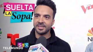 Luis Fonsi y Daddy Yankee arrasaron en The Voice con su canción Despacito   Suelta La Sopa   Entre