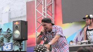 "KLIBRE ""ZONA INFAME"" - ANTES QUE TE VAYAS 2015 (EN VIVO)"