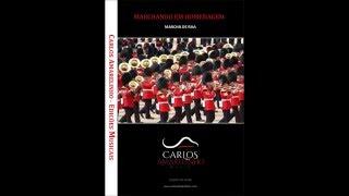 Marchando em Homenagem - Carlos Amarelinho
