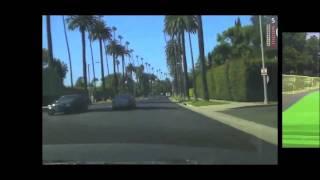 Exclusive video of Sebastian Thrun's robot-driven vehicles