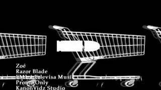 Zoé - Razor Blade (Video Oficial)