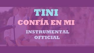 Tini Stoessel - CONFÍA EN MÍ - Karaoke Instrumental