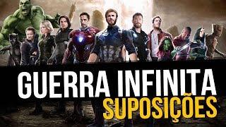 #ParodiasTNT   Vingadores - Guerra Infinita