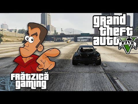GTA 5 - Ep. 2 Am spart o masina - Fratzica Gaming