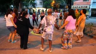 Dançando ao Ar Livre Tijuca - 19.04.15 -  Hear the Joy.