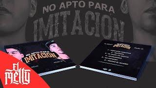 El Melly - Parrafos Urbanos Ft. Picky 3p(Audio)