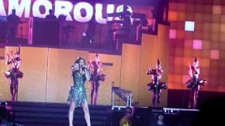 Black Eyed Peas ( Fergie fergalicious ) live in zurich