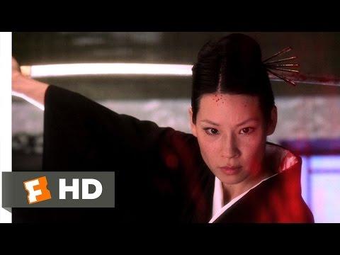 Kill Bill: Vol. 1 (6/12) Movie CLIP - Tanaka Loses His Head (2003) HD