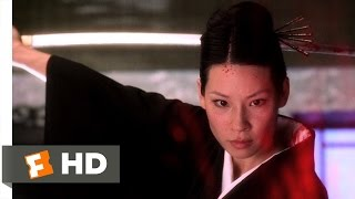 Kill Bill: Vol. 1 (6/12) Movie CLIP - Tanaka Loses His Head (2003) HD