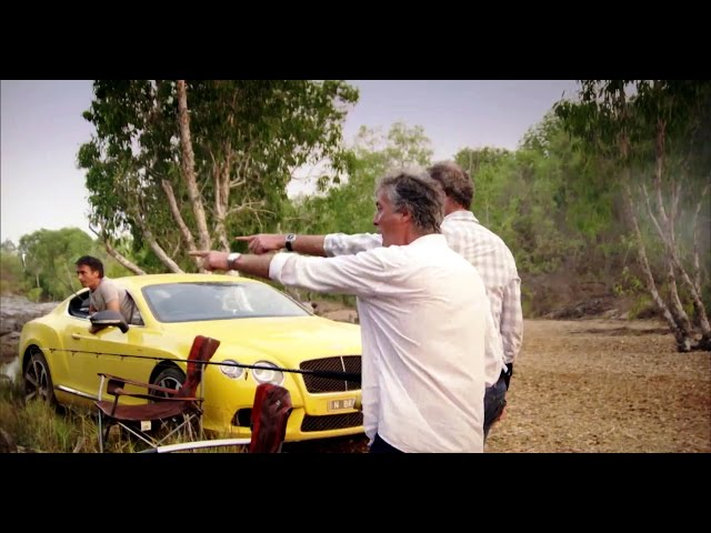 Top Gear Series 22: Episode 2 trailer – Top Gear – BBC