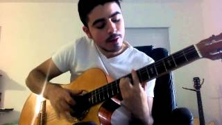 Antonio Banderas - Canción del mariachi cover