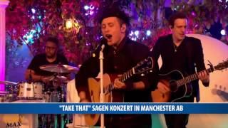 """""""Take That"""" sagen Konzert in Manchester ab"""