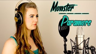 Paramore - Monster | Cover by Beth Tysall