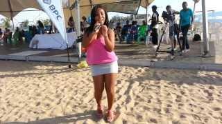 Nélia Dias, Construções na Areia do BPC