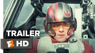 Star Wars: The Force Awakens Official Teaser Trailer #1 (2015) - J.J. Abrams Movie HD
