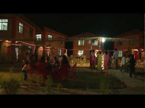 Evening Party in SOS Children's Village Lumbini – Nepal