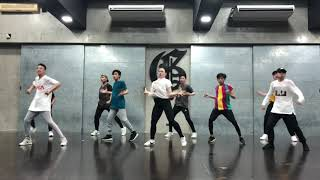 RISE - Jonas Blue | Choreo by Gforce_MykaG | Gforce Dance Center
