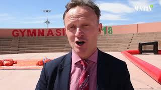 Laurent Petrynka : «Nous faisons entièrement confiance au Maroc pour l'organisation d'une Gymnasiade historique»