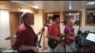 The Loft Lizards (in Ed's Basement) cover I'm Still Breathing (Greenday)