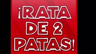 Paquita la del Barrio Rata de Dos pata!!!(cover) Tamara Beniquez