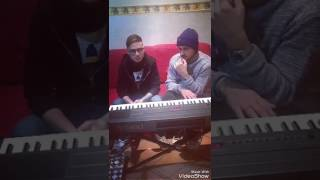 Alex Marini feat Antonio Amato - dicentacelle vuje LIVE