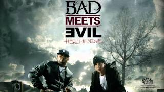 Bad Meets Evil | Welcome 2 Hell | Eminem & Royce Da 5'9 [HQ]